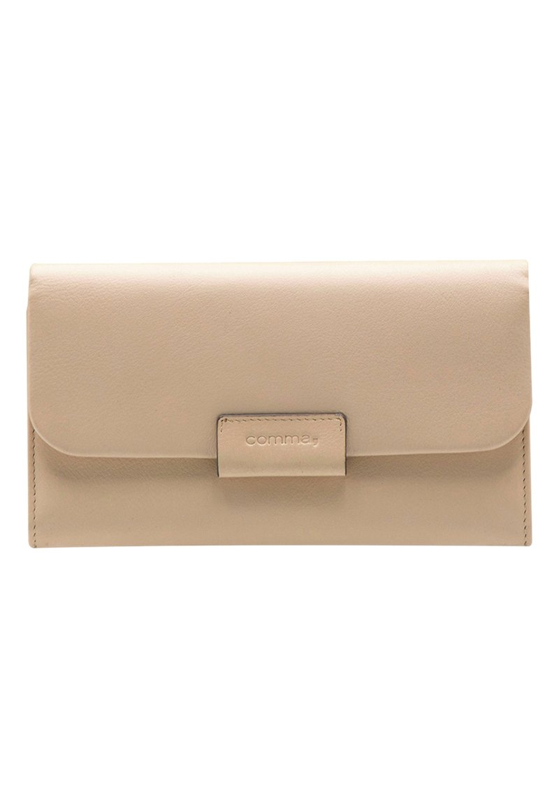 comma - Wallet - beige