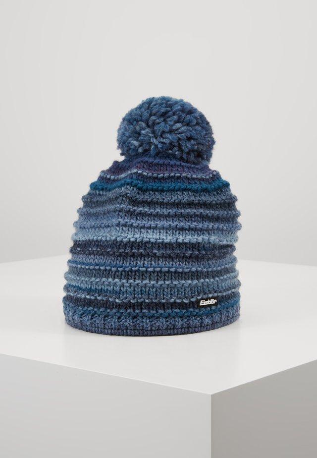 MIKATA - Beanie - blau