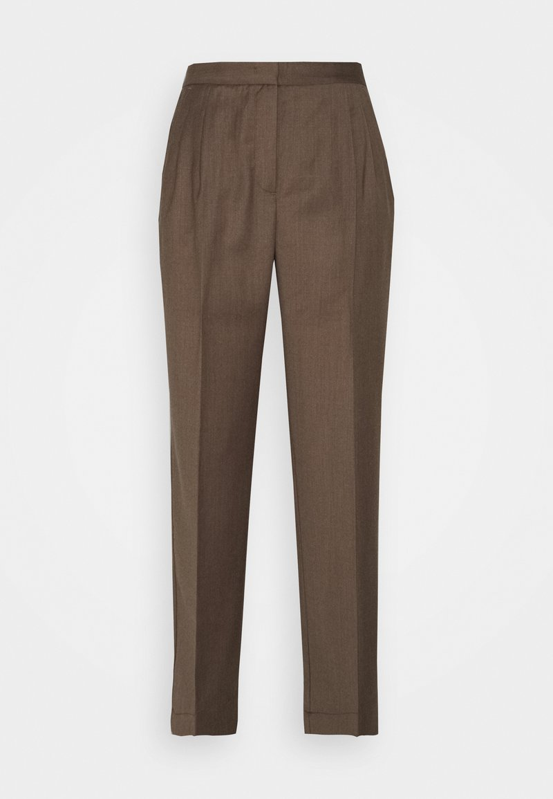 DESIGNERS REMIX - SALERNO PANTS - Trousers - taupe