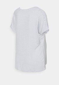 Cotton On - MATERNITY EVERYDAY KARLY SHORT SLEEVE - T-shirt basic - white/chinois green - 1