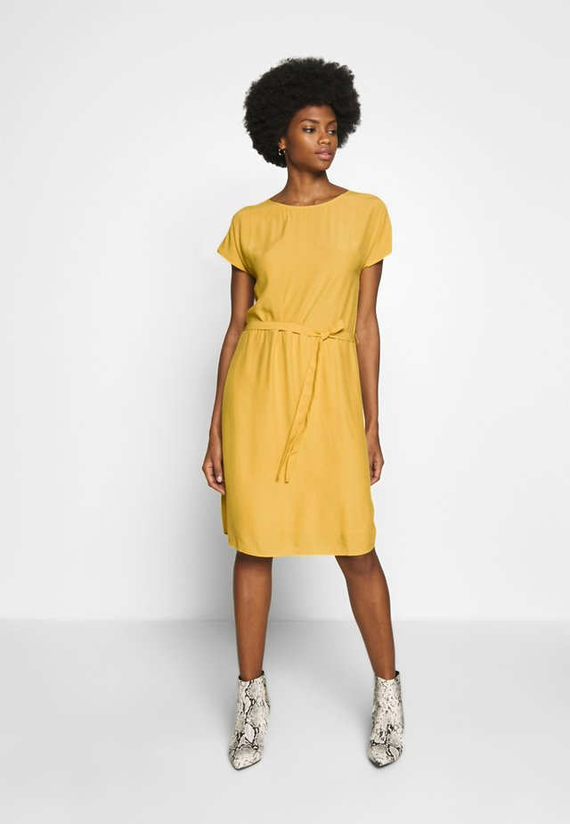 SHORTSLEEVE DRESS - Sukienka letnia - mango