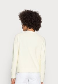 Tommy Hilfiger - TEXTURE OPEN CARDIGAN - Cardigan - yellow - 2