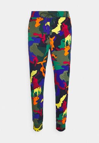 ATHLETIC - Pantaloni sportivi - multicoloured