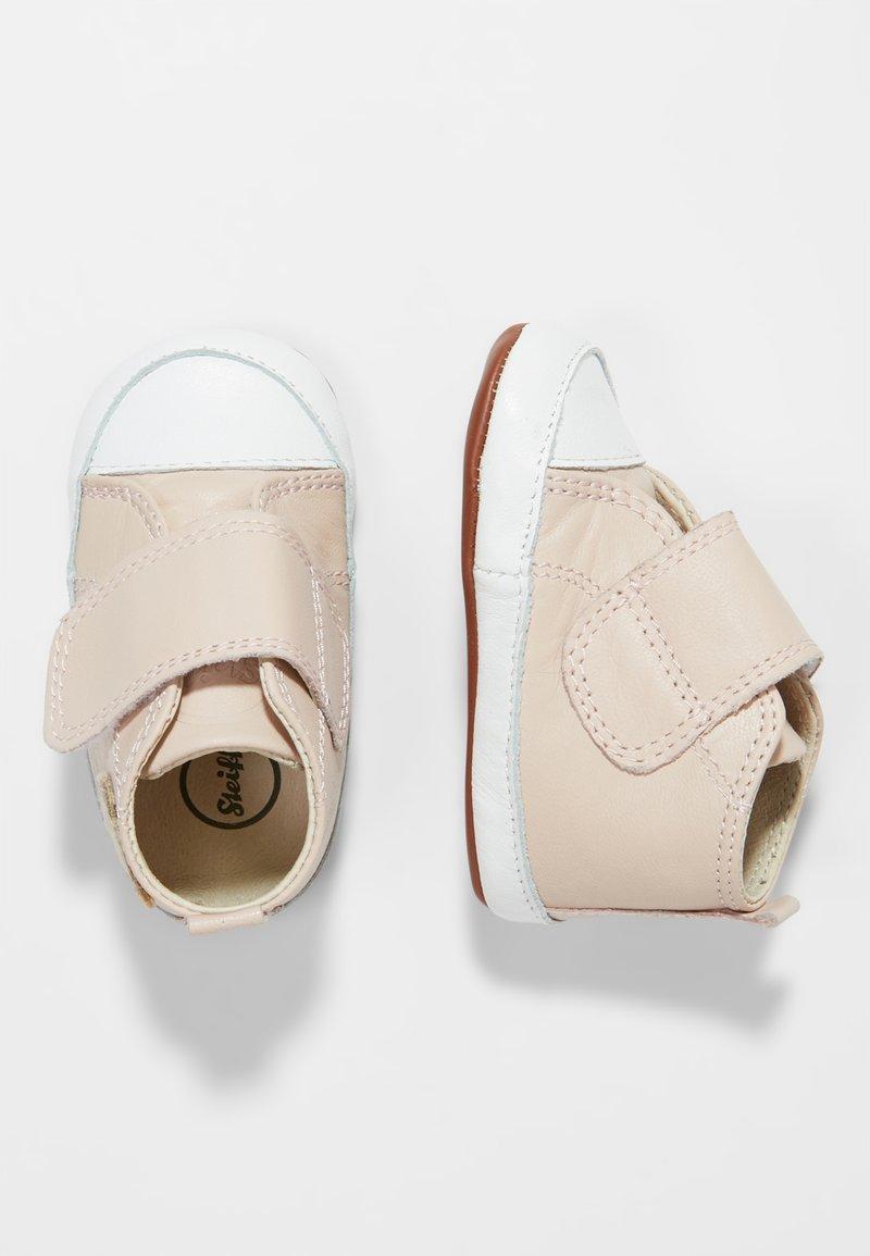Steiff Shoes - JACKSONN - Scarpe neonato - rose