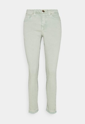 ELMA COLORED - Jeans Skinny Fit - pistachio