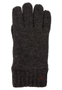 Marc O'Polo - GLOVES WITH TOUCH SCREEN FINGER - Gloves - dark grey melange - 1