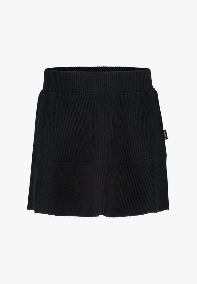 ROCK CORAOPOLIS - A-line skirt - black