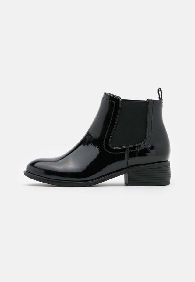 MAPLE CHELSEA - Boots à talons - black