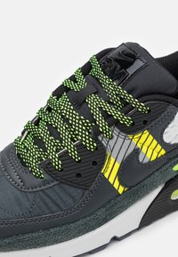 Nike Sportswear - AIR MAX 90 3M UNISEX - Sneakers laag - anthracite/volt/black/photon dust - 7