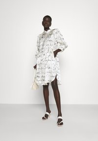 Marc Cain - Shirt dress - off white - 1