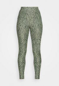 FLEXI ANI - Pyjama bottoms - khaki