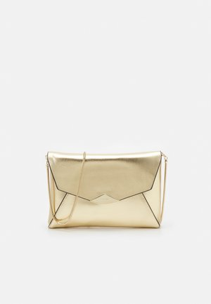 PARTY ENVELOPE - Clutch - gold-coloured
