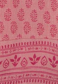 PULL&BEAR - Trousers - mottled light pink - 5