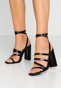 Even&Odd - High Heel Sandalette - black - 0