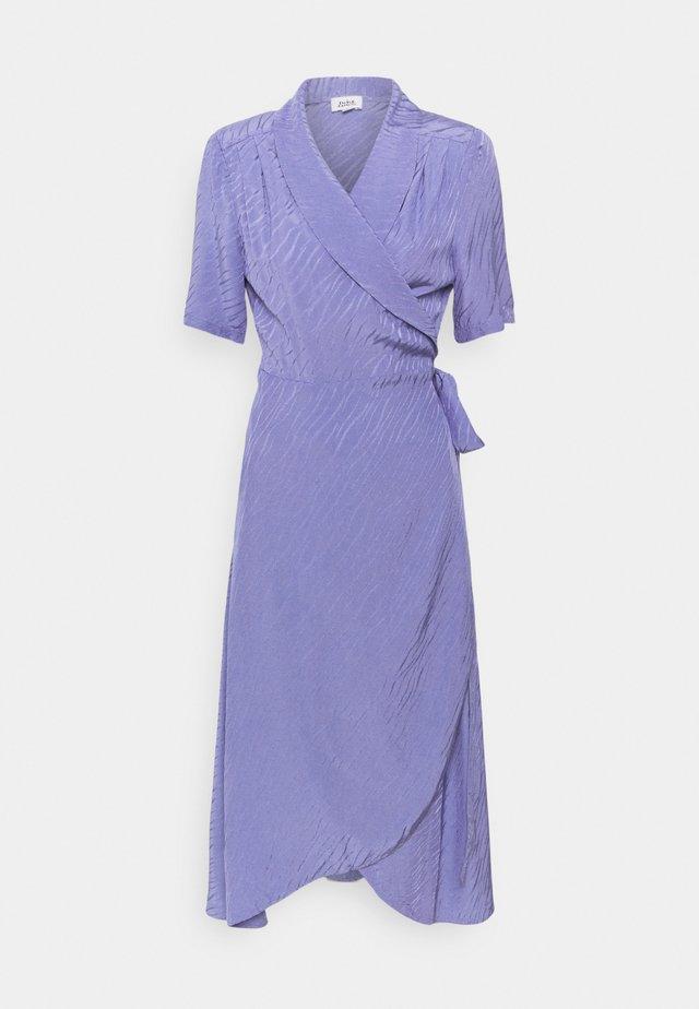 EBBA DRESS - Day dress - violet blue