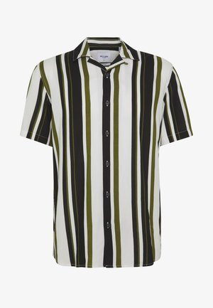 ONSWAYNI STRIPED - Camicia - pesto