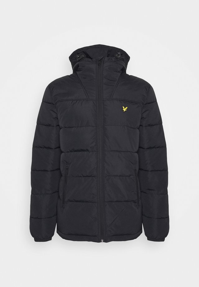 WADDED JACKET - Winterjas - jet black
