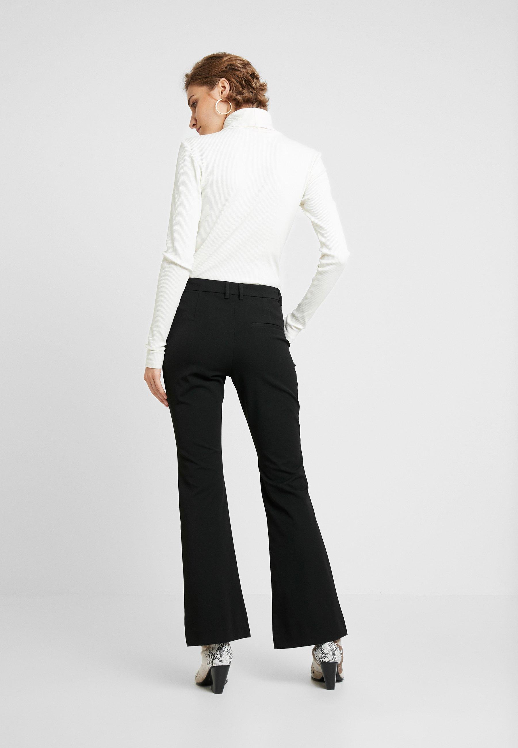Top-Rated Women's Clothing Gestuz ESMA PANTS Trousers black SrPxb01kh