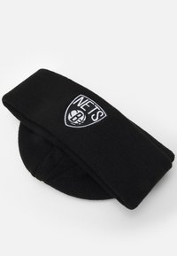 Outerstuff - NBA BROOKLYN NETS CUFFED UNISEX - Beanie - black - 2