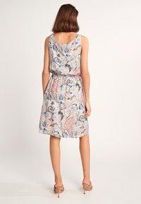 comma - Day dress - make up paisley - 2