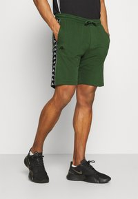 Kappa - ITALO - Pantaloncini sportivi - greener pasters - 0
