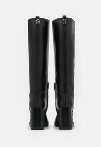 Furla - GRETA HIGH BOOT  - Platform boots - nero - 3