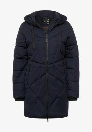 Down coat - blau