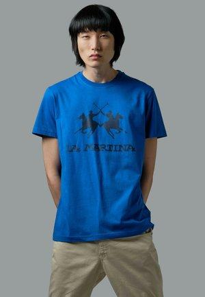 RUTGER - T-shirt print - blue