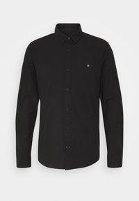 Calvin Klein - SLIM FIT - Formal shirt - black - 0