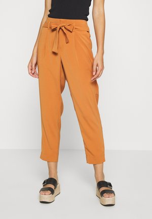 ANDREASZ PANTS - Trousers - adobe