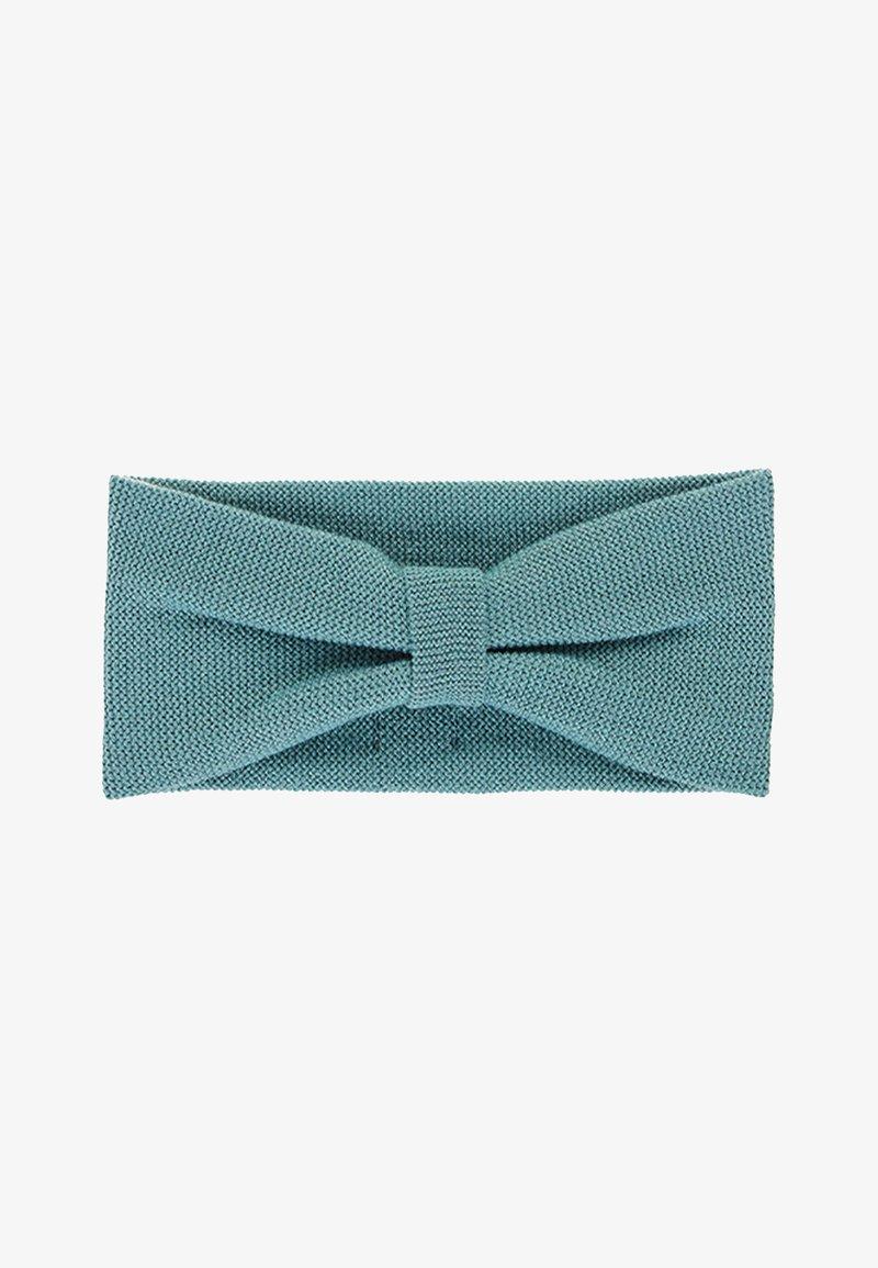 Sterntaler - STIRNBÄNDER STRICK STRICK-STIRNBAND - Ear warmers - turquoise