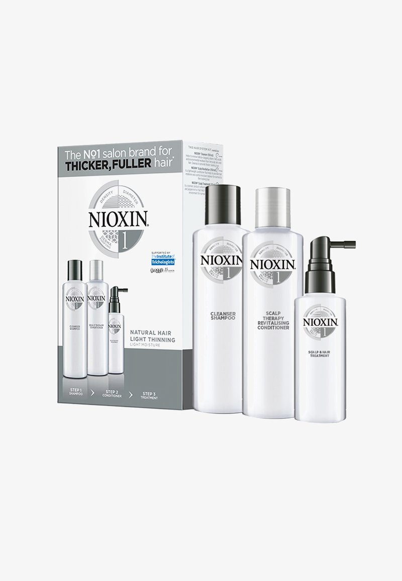 Nioxin - 3-STUFEN-SYSTEM STARTER - Hair set - -
