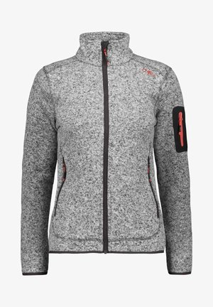 Fleece jacket - grau