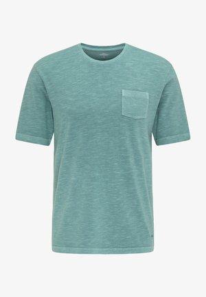 Basic T-shirt - lindgreen