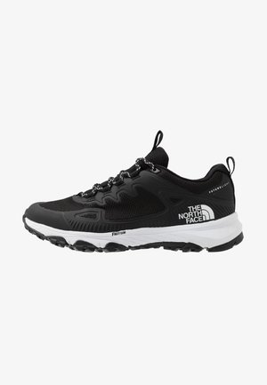 W ULTRA FASTPACK IV FUTURELIGHT - Hiking shoes - black/white