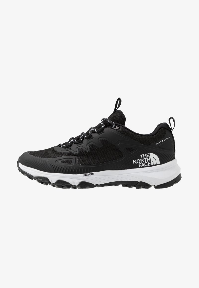 The North Face - WOMEN'S ULTRA FASTPACK IV FUTURELIGHT - Hiking shoes - black/white