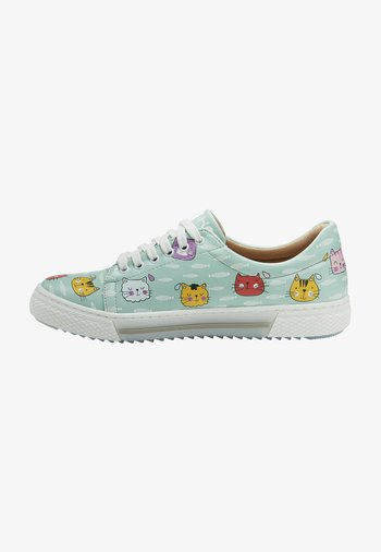 MEOW CATS - Sneakers basse - multicolor