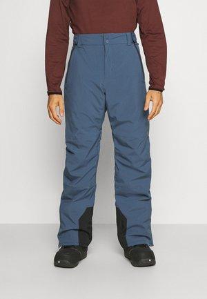 COMPASS - Snow pants - antique blue
