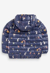 Next - Winter jacket - blue - 2