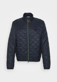 Barbour Beacon - KARL BOX QUILT - Light jacket - navy - 3