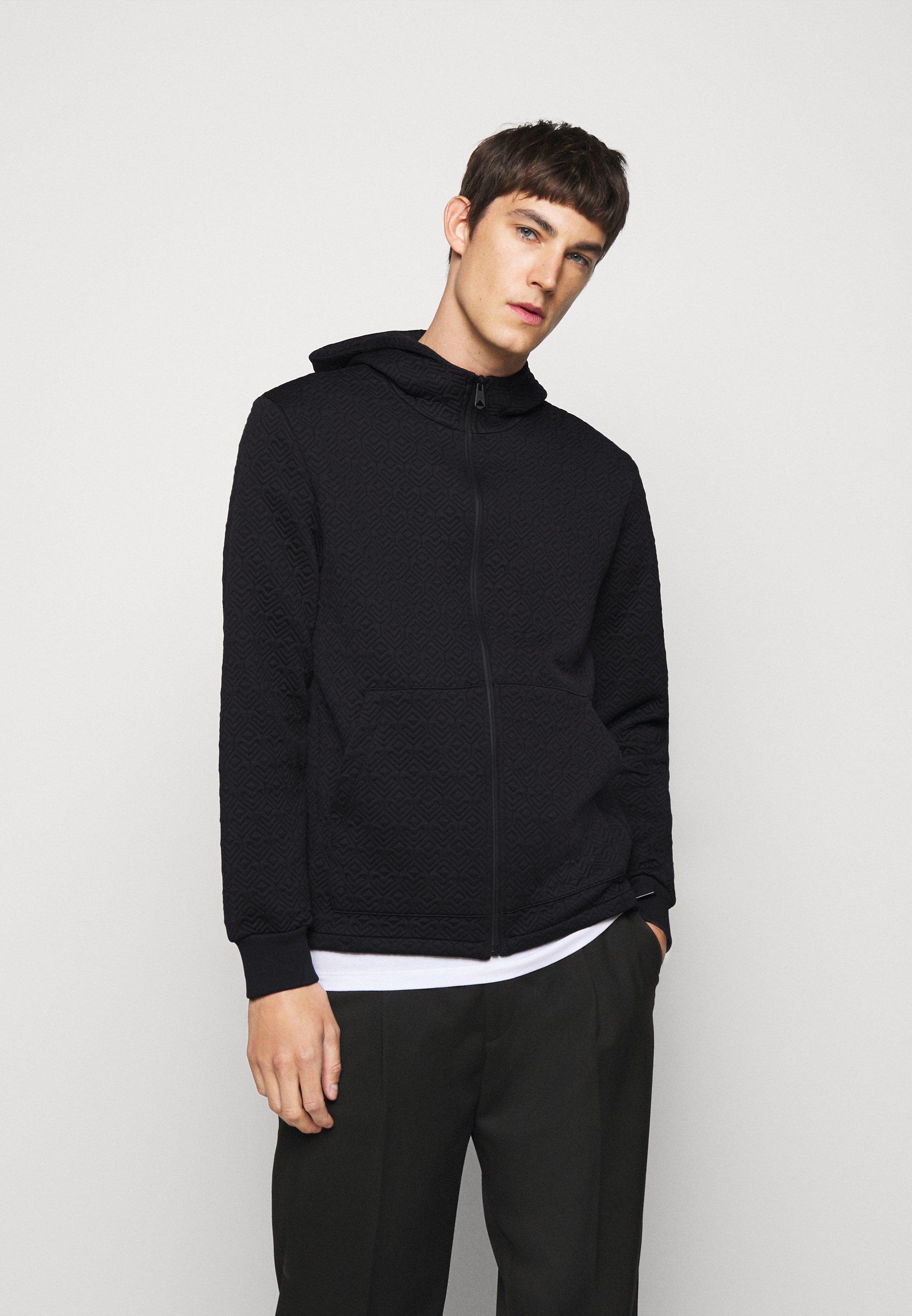 BLACK Striped sweatshirt  PS By Paul Smith  Hettejakker - Herreklær er billig