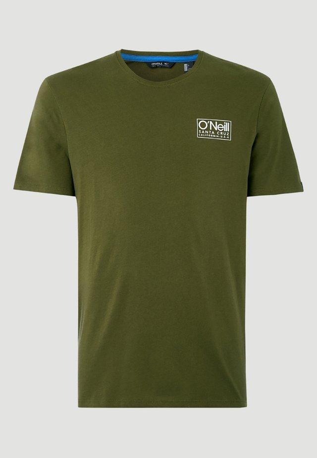 NOAH - T-shirt con stampa - grun