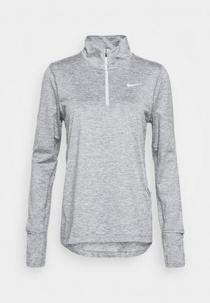 ELEMENT - Sportshirt - smoke grey/light smoke grey/heather/silver