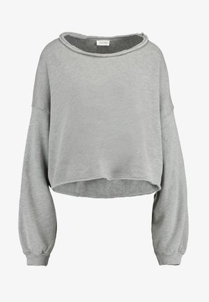 RETBURG - Collegepaita - gris chine