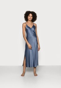 LingaDore - LONG DRESS - Nattskjorte - china blue - 1