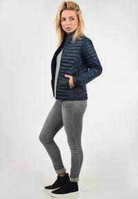 JDY - BRITTA - Winter jacket - blue - 3
