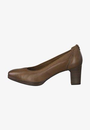 Classic heels - brandy 306