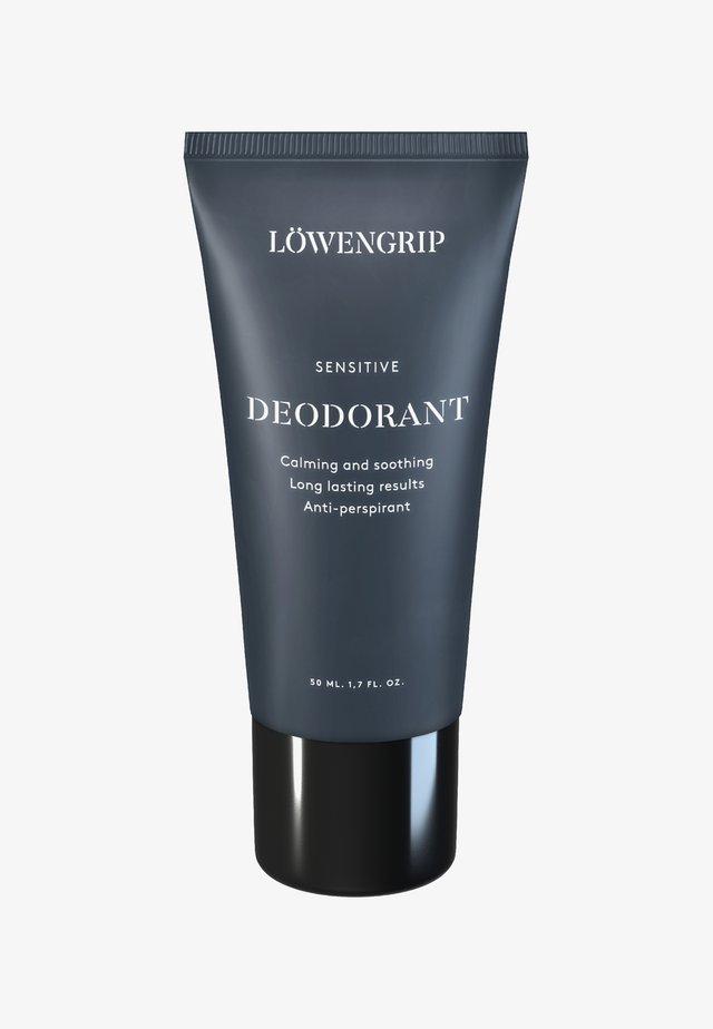 SENSITIVE - DEODORANT 50ML - Deodoranter - -