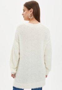 DeFacto - Fleece jumper - beige - 2