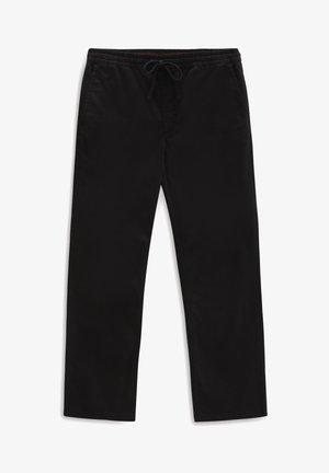 MN RANGE  - Trousers - black